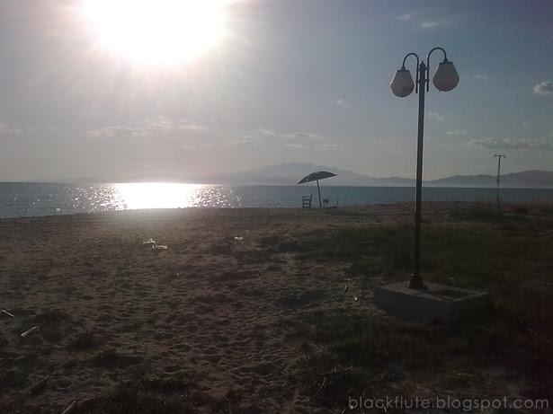 Παραλία & φως