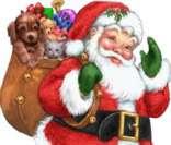 Papai Noel: um dos símbolos do Natal