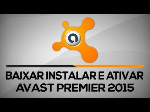 [Pc] Avast Premier 2015 + Arquivo de Ativação
