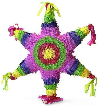 Imagenes de cumpleaños presenta las piñatas