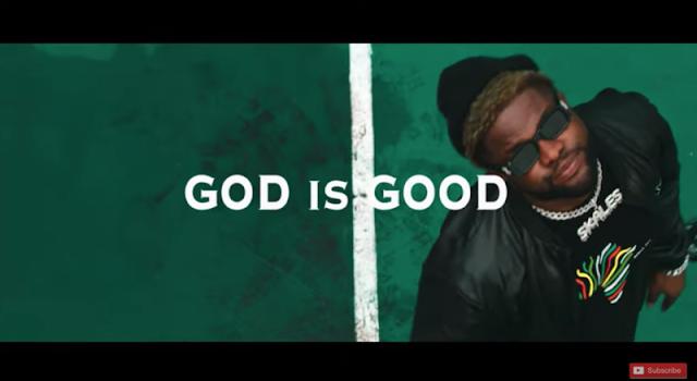 """Skales – """"God Is Good"""""""