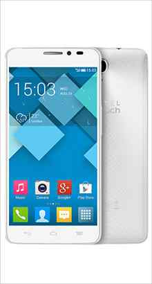 Whatsapp on Alcatel OneTouch Idol X+ 16GB