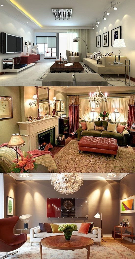 101 Interior Design Ideas for 25 Types of Rooms in a House ...