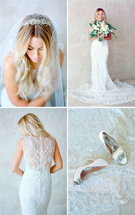 See Lauren Conrad?s Wedding Dress   More Pics from Her I