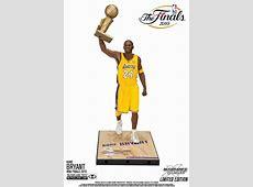 Toy Focus: 2017 McFarlane Kobe Bryant Limited Edition