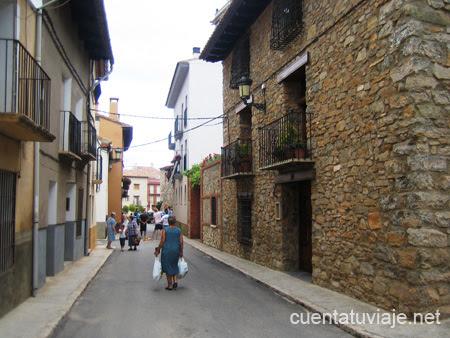 Resultado de imagen de La Puebla de Valverde