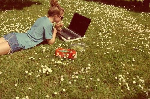 Capas para Facebook - Primavera