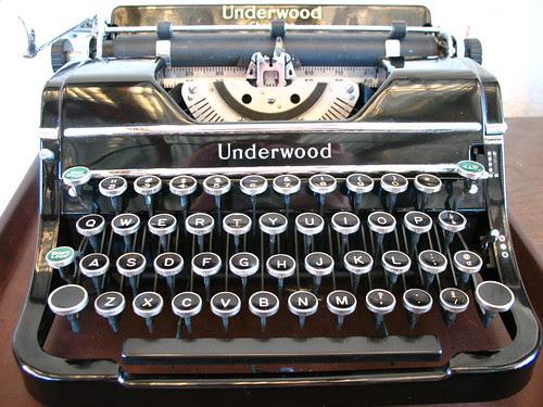 Underwood Champion, c1938