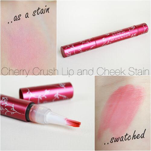 Cherry Crush Lip and Cheek Stain