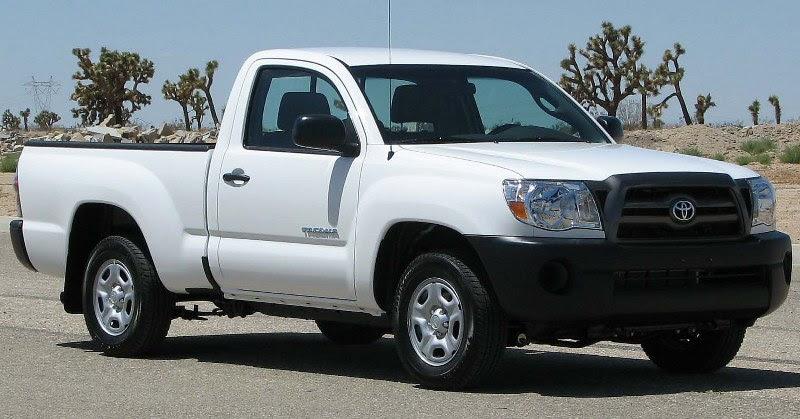 2009_Toyota_Tacoma