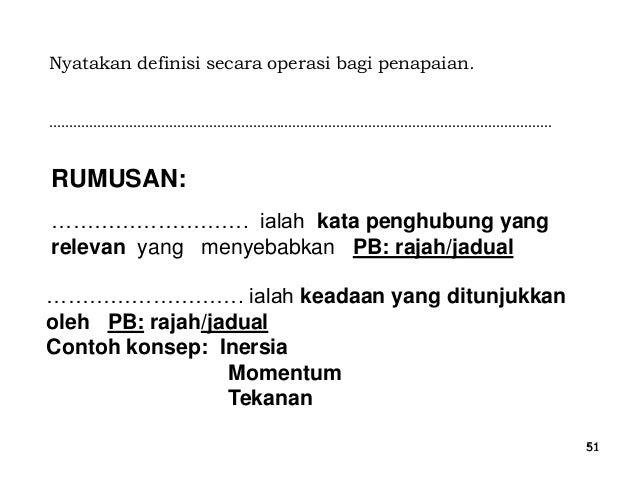 Contoh Soalan Definisi Secara Operasi Upsr Kuora M