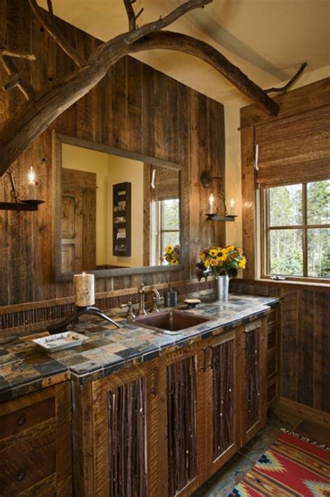 rustic bathroom design ideas decoration love