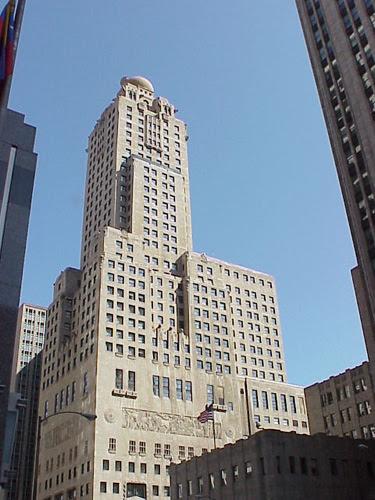 Intercontinental Hotel, Chicago