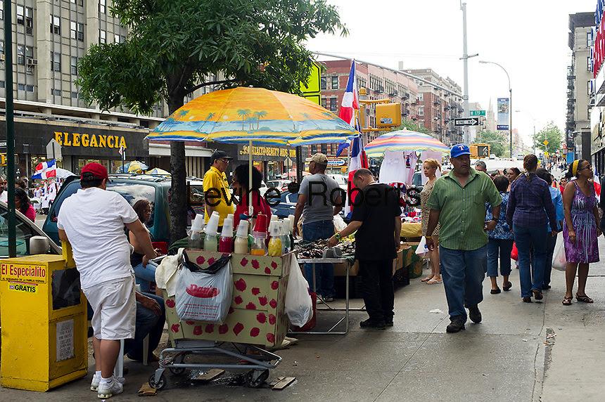 Resultado de imagen para Nueva York  dominicano ambulante