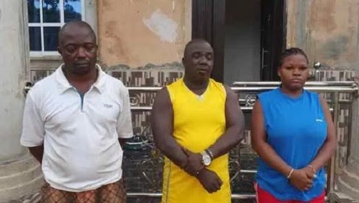 43-Year-Old Man, Two Others Arrested For Faking Kidnap In Imo