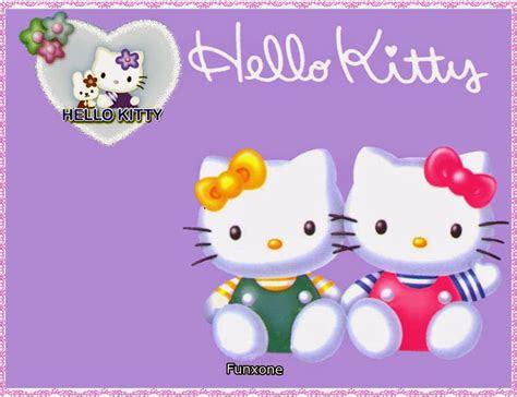 gambar  kitty pink muda terbaru poskartun