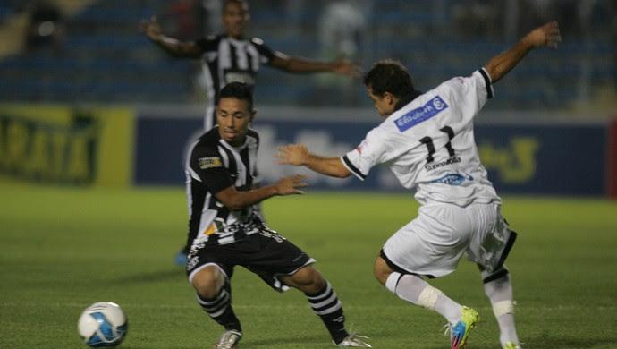 Ceará x Botafogo-PB Copa do Nordeste PV (Foto: Kiko Silva/Agência Diário)