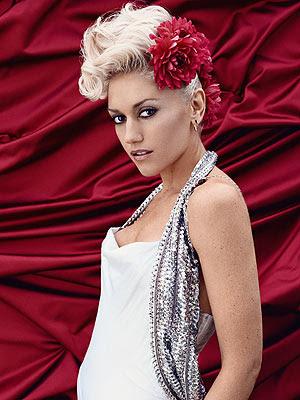 Gwen Stefani hair styles picture