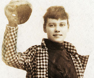 Nellie Bly | Tacky Harper's Cryptic Clues