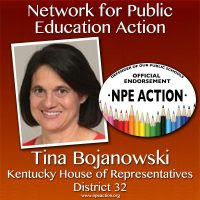 Tina Bojanowski for Kentucky House of Representatives, District 32