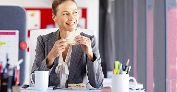 Take food to work © iStock