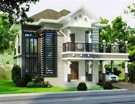 contemporary house designs  rendition trending news
