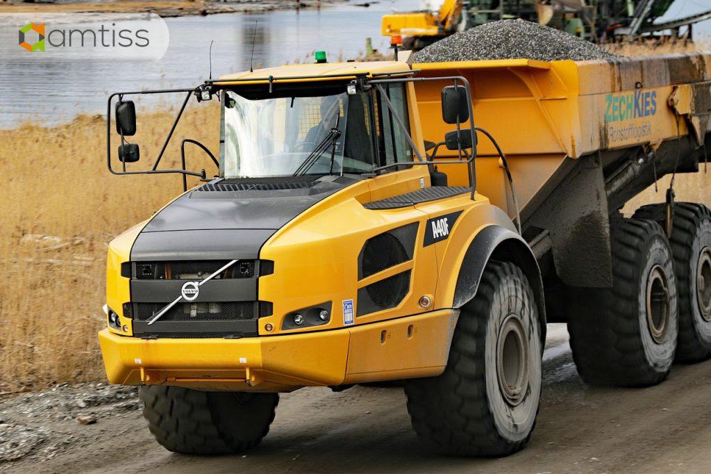 Dump Truck Volvo