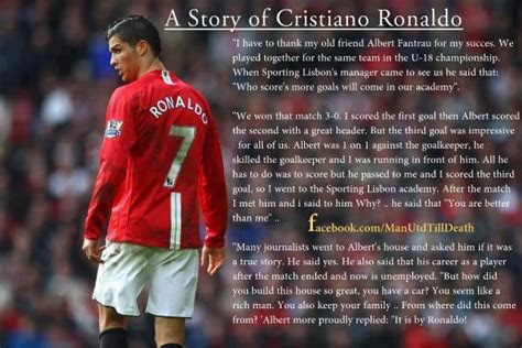 cristiano ronaldos success story sports pinterest