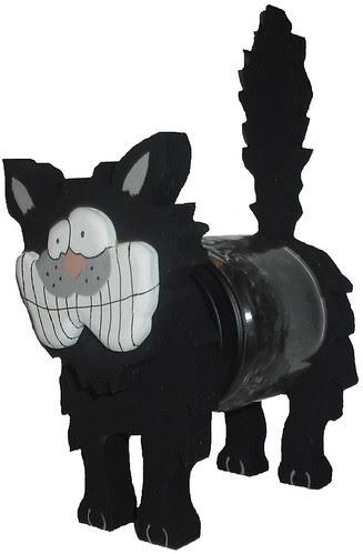 Halloween Cat - Comical Version - 19 June 2010