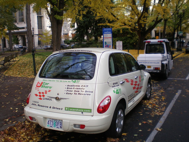 Car-share - Portland, OR