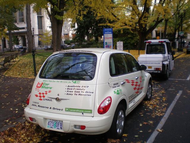Car-share - Portland, OR