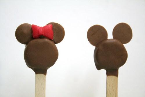 Micky en Minnie