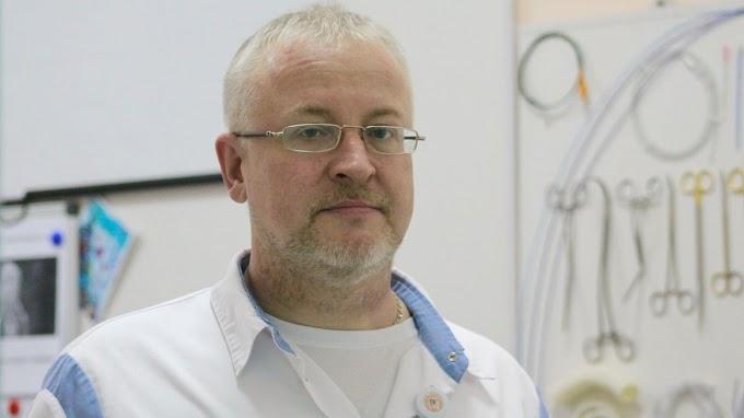 Кардиохирург Андрей Молчанов – о мобильной кардиобригаде: «Мы работаем в команде, где нет игроков второго плана»