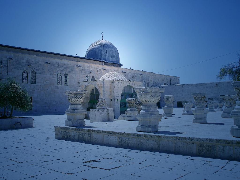 The Masjid  al  Aqsa  image I LOVE ISLAM Mod DB