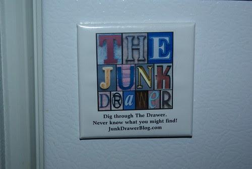 Junk Drawer magnet