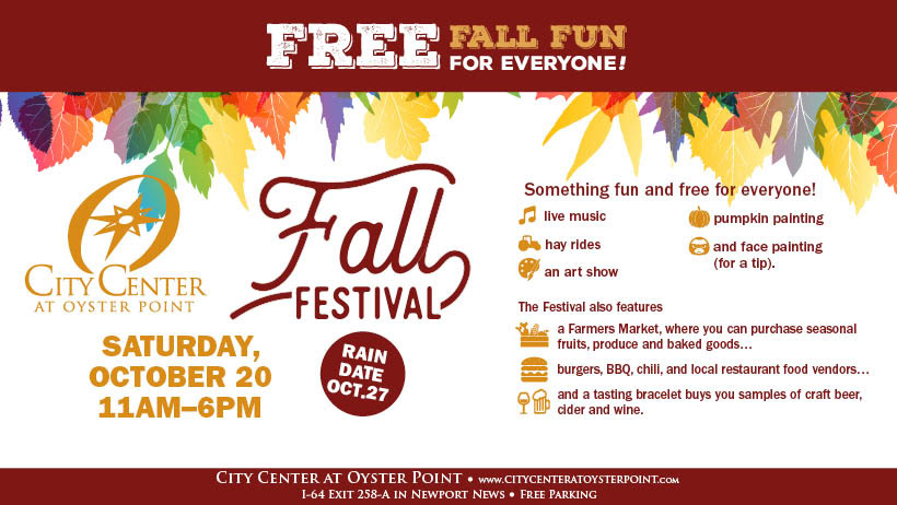 City Center Fall Festival Bob Fm