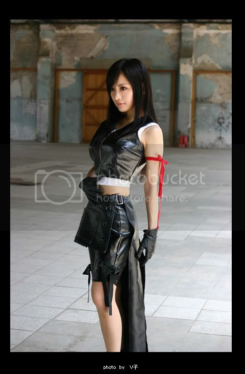 Tifa Lockhart Cosplay Collection
