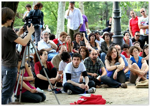 Asamblea Popular 15M - Madrid Moncloa