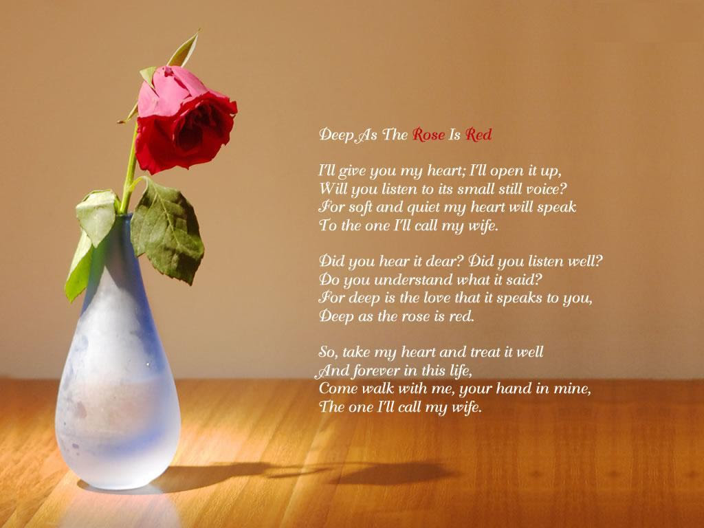 25 Short Love Poems for Lovers