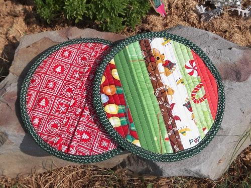 Zakka SAL - week 13: potholders