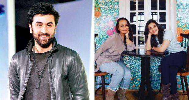 Mom Soni Razdan Talks About Alia Bhatt And Ranbir Kapoor's Relationship