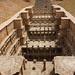 Pyramidal Steps and Columns