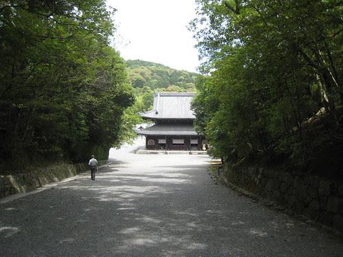 Sennyuji Temple, Kyoto