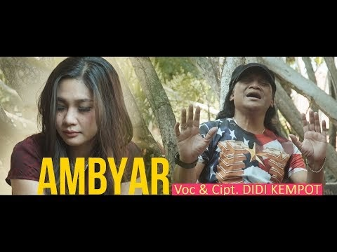 Lirik Lagu Ambyar Didi Kempot Official Musik Video Lirik