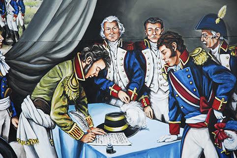 Le Traite dé la Jaunaye était signé il y a 220 ans. Un marché de dupes pour la Vendée