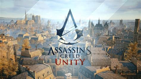 wallpapers fond decran pour assassins creed unity pc