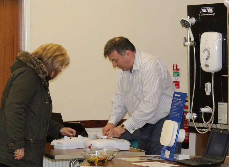 Tenants Get First Glimpse of Upcoming Housing Improvement ...