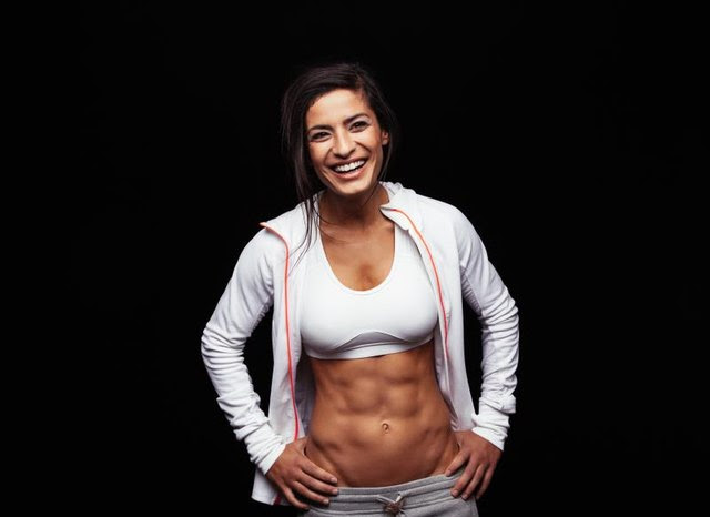 what body fat percentage for female abs