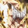 Garou One Punch Man Background