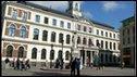 Street scene in Riga, Latvia